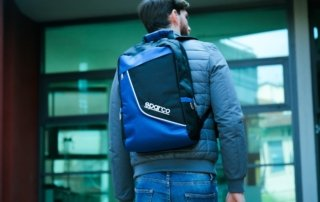 Zaini e borse Sparco Fashion per il tuo weekend