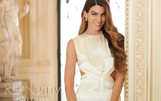 Estée Lauder sceglie Bianca Brandolini d'Adda come Global Ambassador Re-Nutriv