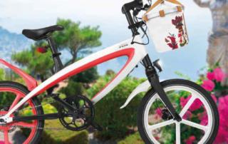 Carthusia presenta la fashion ebike V-ITA Capri