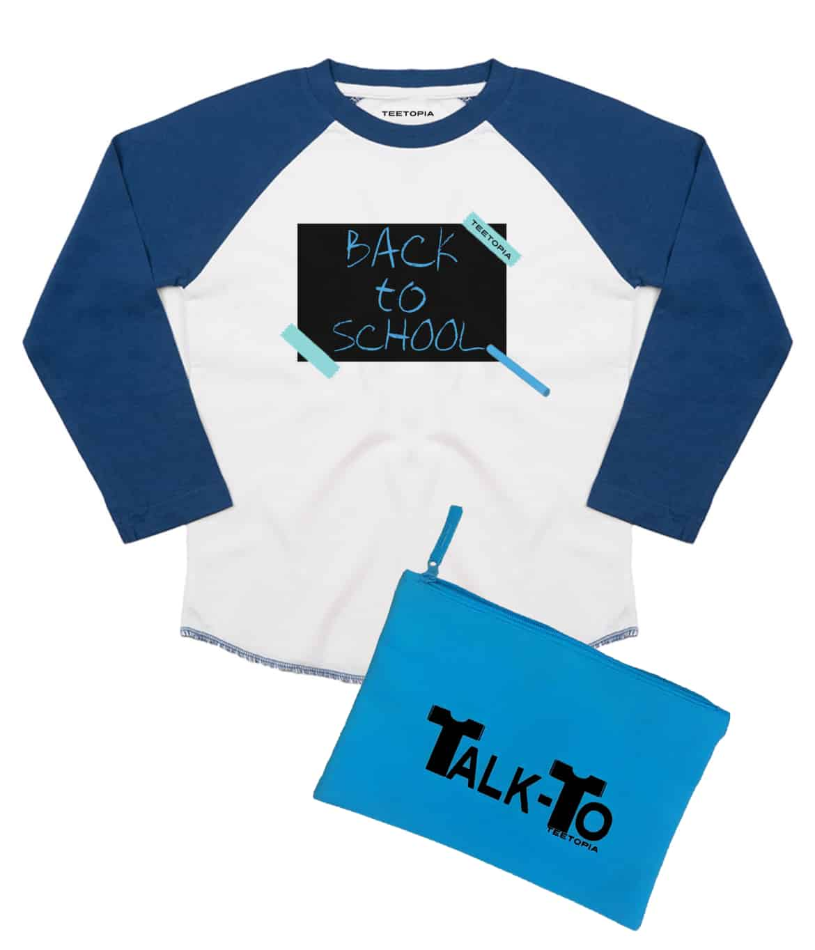 Teetopia lancia la caspule collection TALK TO…Kids