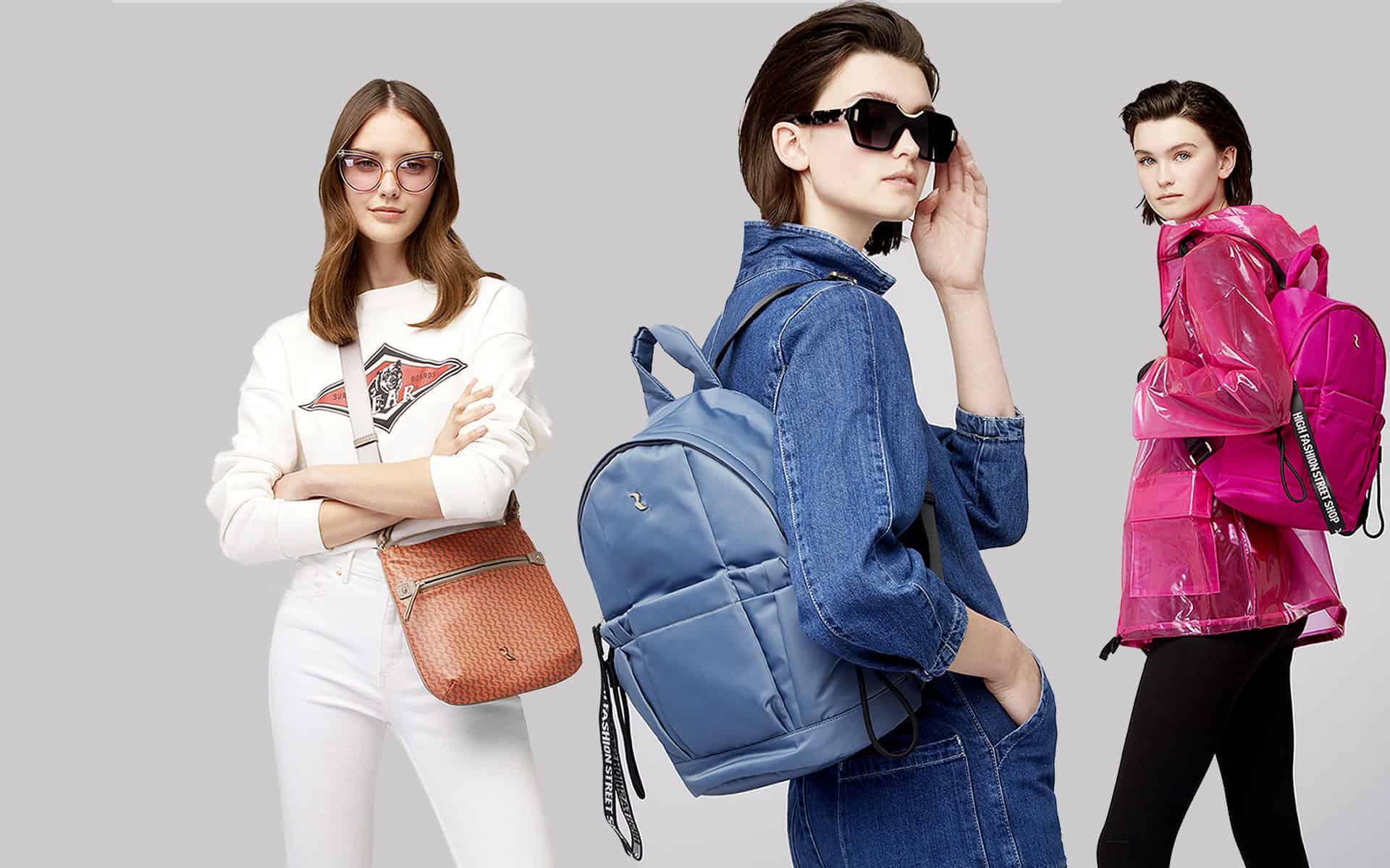 Roncato, la nuova collezione di borse Her Bags