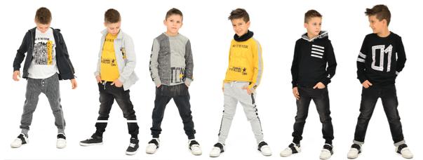 Le proposte MELBY per il ritorno a scuola (abbigliamento 0-16)