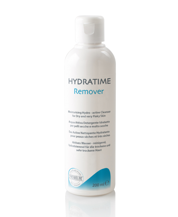 Acqua attiva detergente idratante