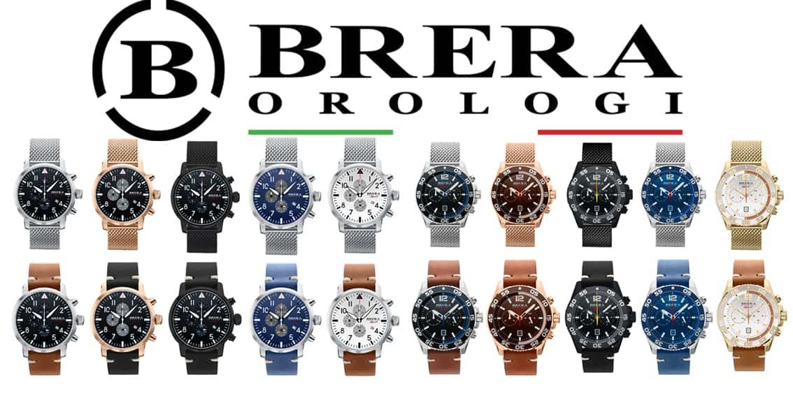 Brera Orologi: nuova collezione per celebrare il decennale