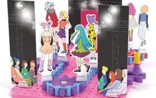 Fashion ShowQuercetti, sognando di essere una vera stilista!