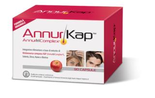Annurkap: la Melannurca contro la caduta dei capelli.