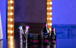 "Nivea e Cliomakeup lanciano lo show ""Nivea Make-up Restart Liveexperience"""