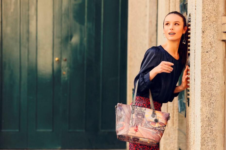official photos 4eb7e 4e34a Y Not, la collezione di borse e abbigliamento Autunno ...