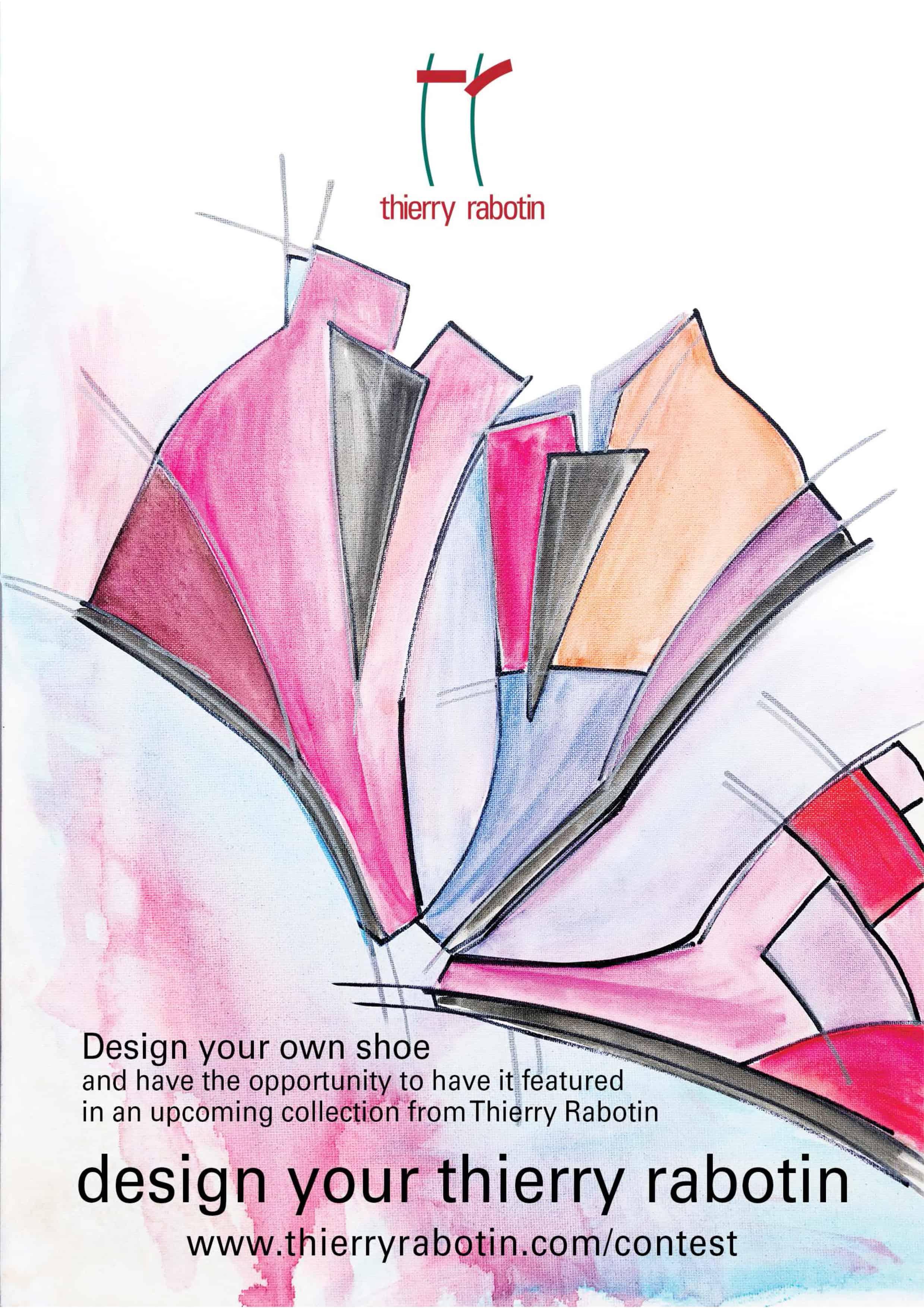 Disegna la tua Thierry Rabotin: al via il contest
