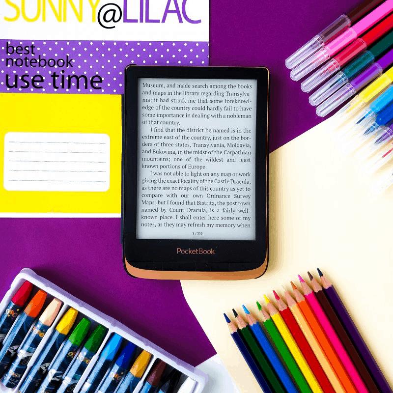 PocketBook ti accompagna a scuola ... con leggerezza!