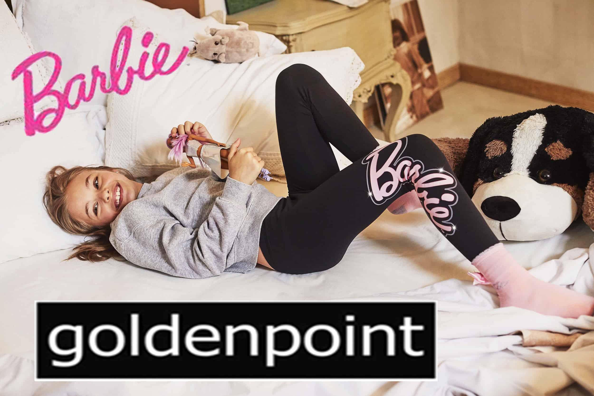Barbie per Goldenpoint: una collaborazione unica