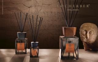 ARAMAIK di Locherber Milano, la fragranza che evoca il fascino di terre lontane e un'antichissima storia