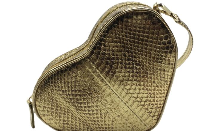 Mini RB, le mini bag in versione gold, perfette per le feste!