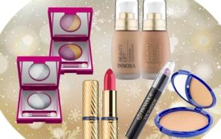 Le novità make up di Innoxa per Natale 2019