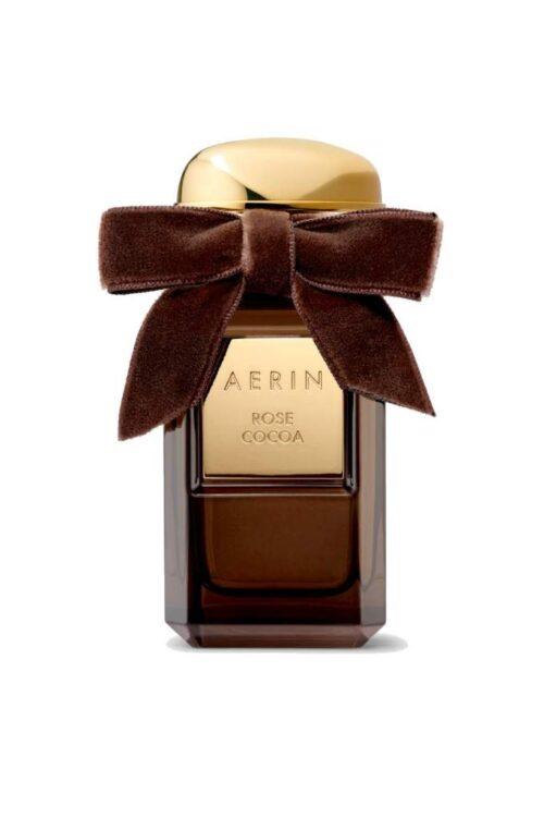 Aerin presenta Rose Cocoa, una fragranza esclusiva Natale