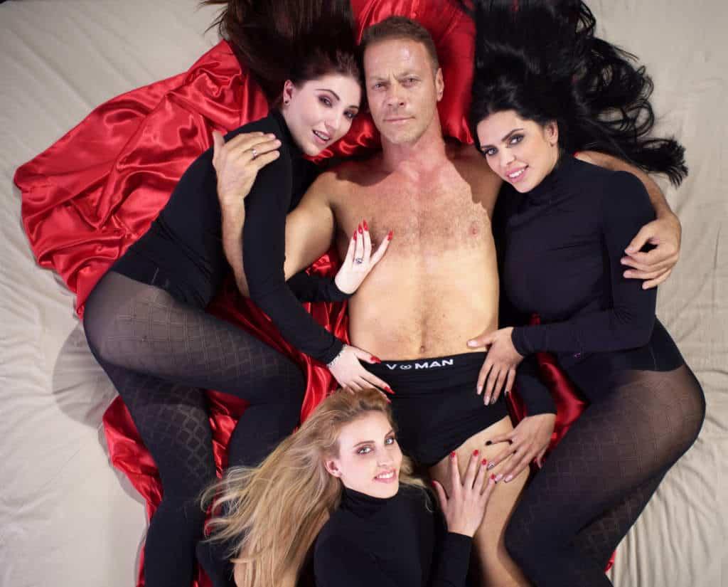 Un Natale hot con VMAN by Rocco Siffredi, il primo boxer Hi Tech