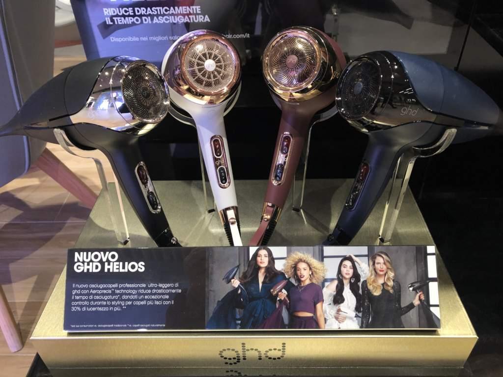 Asciugacapelli Ghd: scopri Helios, per uno styling professionale a casa tua
