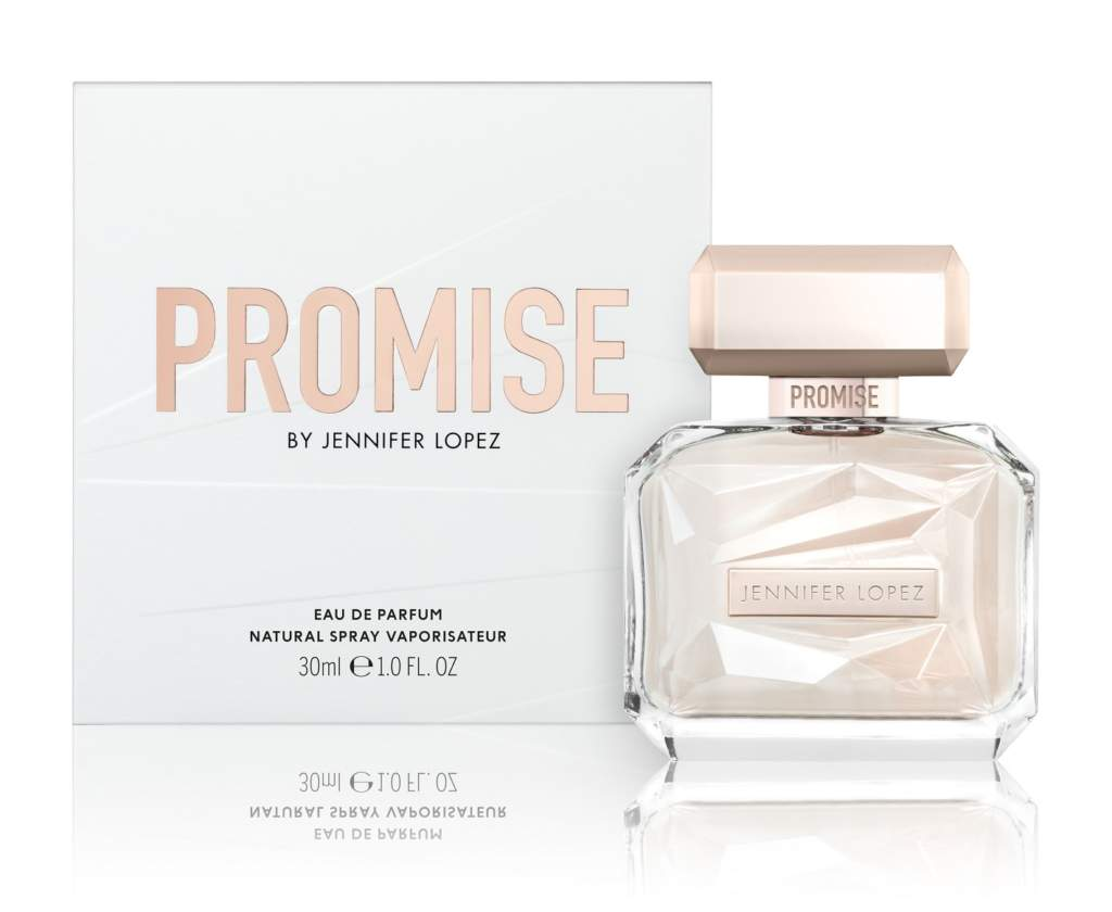 Promise: il nuovo profumo di Jennifer Lopez