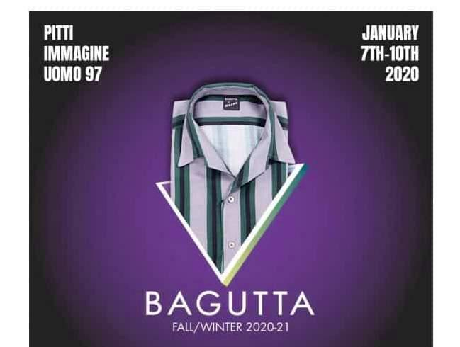Bagutta: la collezione presentata a Pitti 97 si ispira al minimalismo milanese