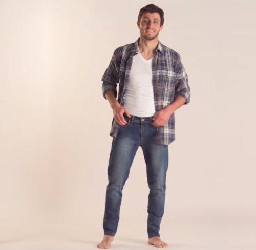 BeGood: arriva la maglia per uomo che idrata, tonifica e migliora la postura