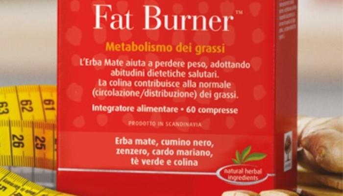 Fat Burner di New Nordic, il bruciagrassi che funziona!