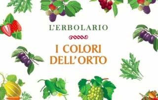 Innovativa linea viso I Colori dell'Orto de L'Erbolario, efficace e dal packaging sostenibile