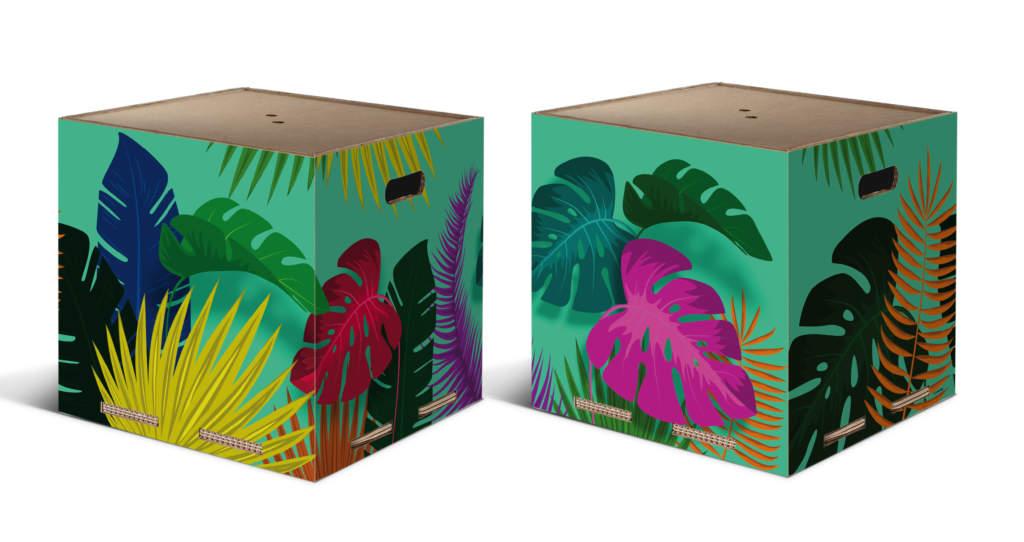 Poufpotai by Rippotai, il pouf utile, versatile ed ecologico
