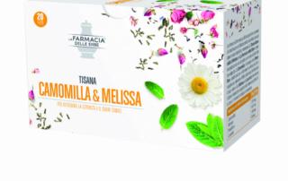Tisana Camomilla & Melissa de La Farmacia delle Erbe, per un relax assoluto!