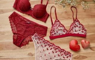 Intimo per San Valentino: scopri le romantiche collezioni Lovable