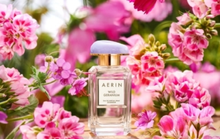 Aerin, la nuova fragranza Wild Geranium