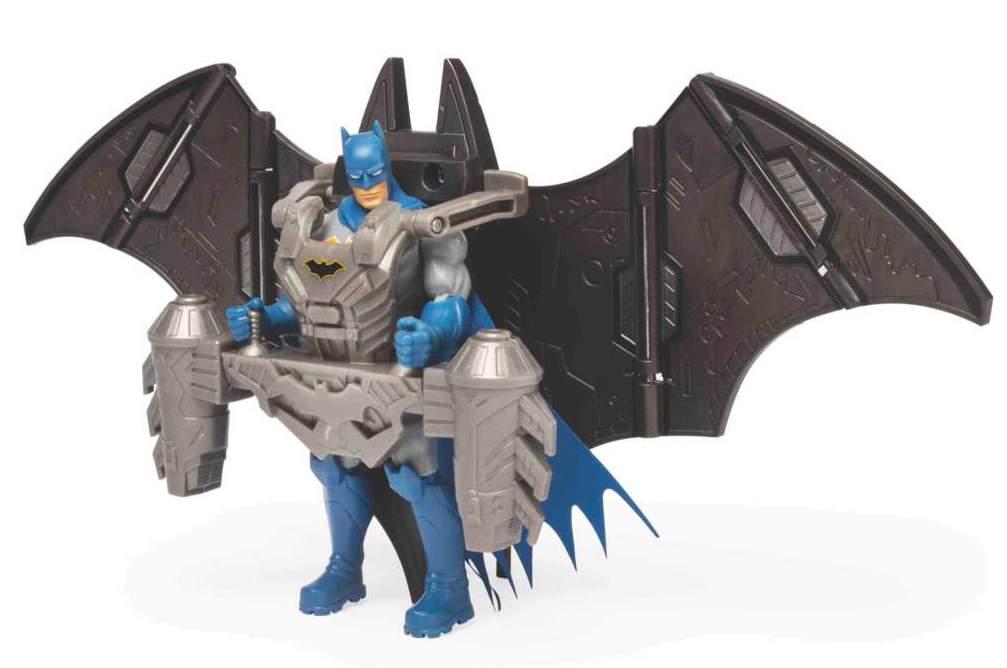 Spin Master: nuova linea di giochi DC e Batman