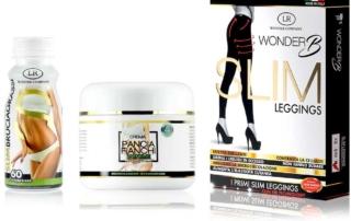 LR Wonder: il nuovo Programma Slim per rimettersi in forma in 60 giorni