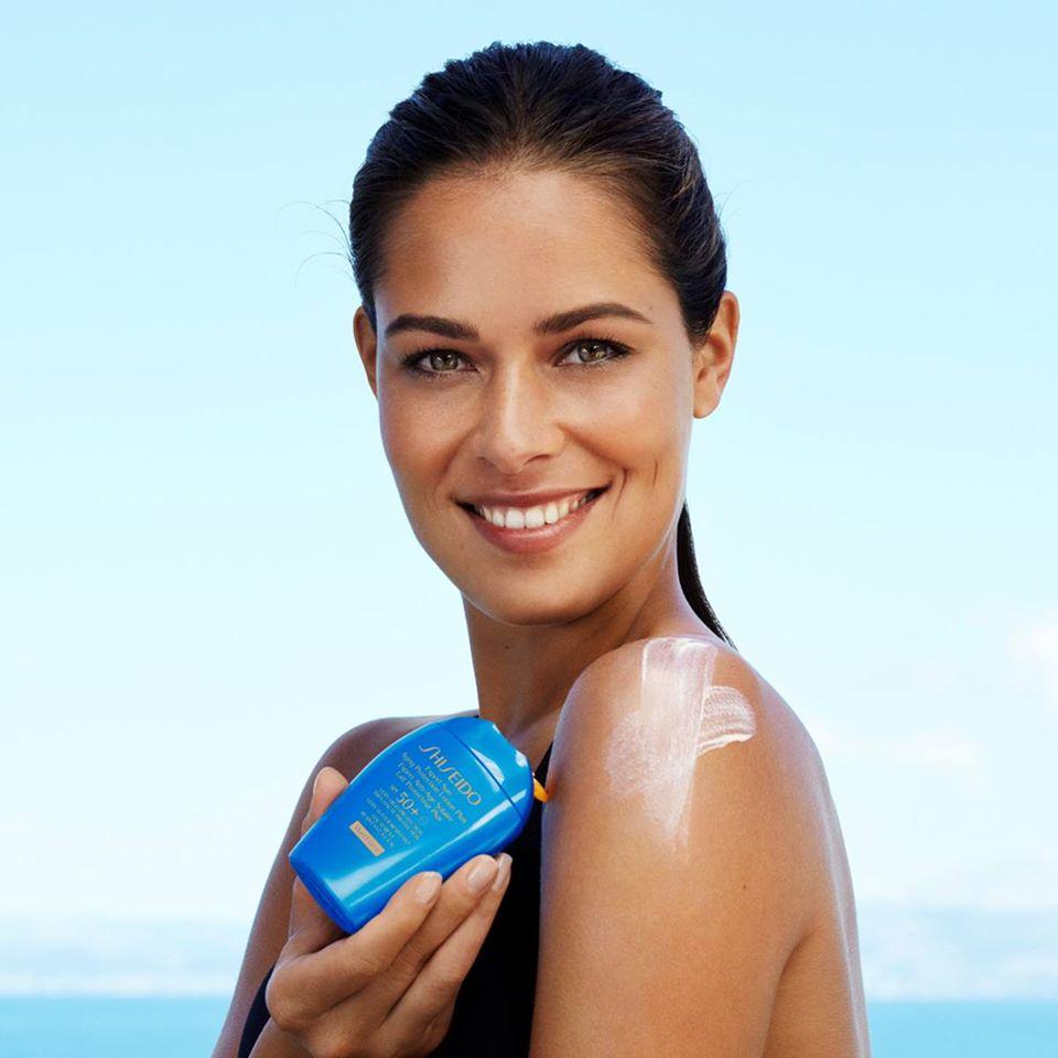 Shiseido: i nuovi solari per l'estate 2020