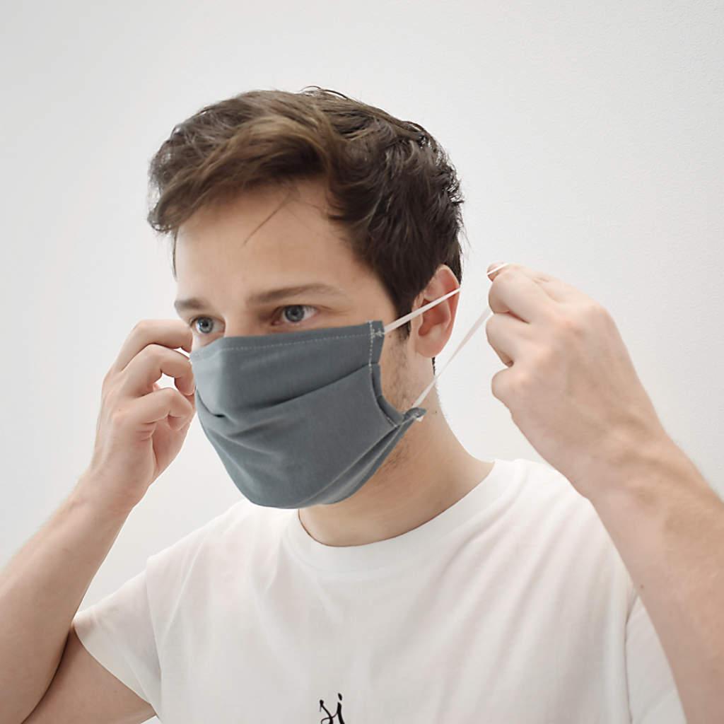 Chantelle produce ora mascherine riutilizzabili