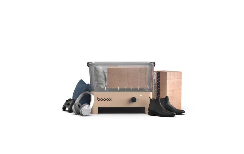 Booox, sterilizzatore domestico antivirus ad ozono