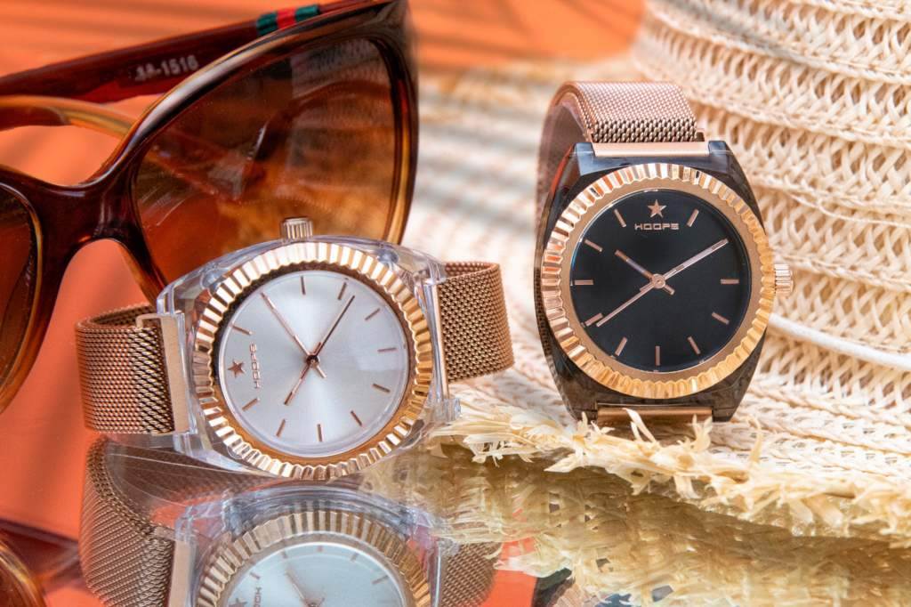 Hoops lancia Saint Tropez, l'orologio dell'estate