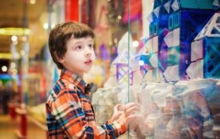 Come fare shopping per i bambini