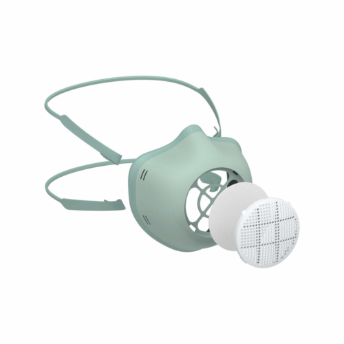Eco Mask by Fratelli Guzzini, riutilizzabile ed ecologica