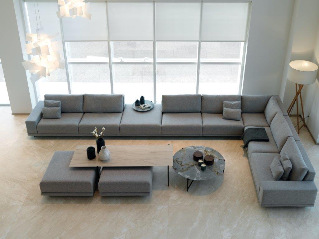 Porcelanosa Grupo; i nuovi divani firmati Gamadecor