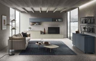 Scandola Mobili: i consigli per arredare un soggiorno piccolo