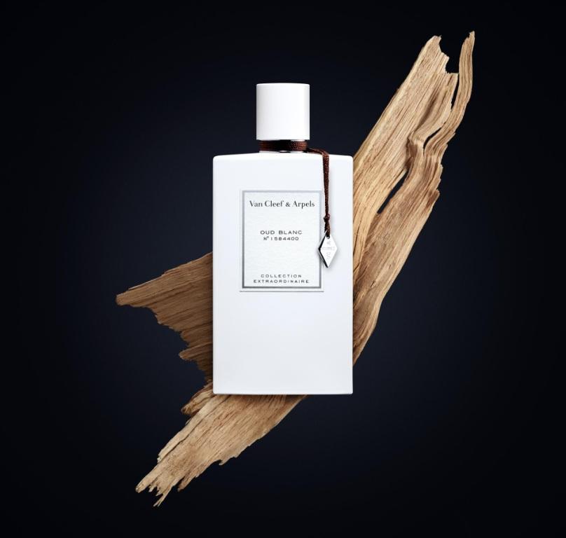 Van Cleef & Arpels presenta il nuovo Oud Blanc