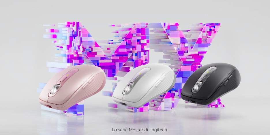 Mx Anywhere 3: il mouse di Logitech per tutte le esigenze