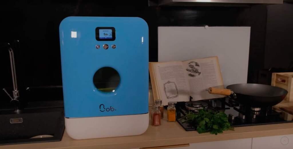 Bob, la mini-lavastoviglie ecologica che usi dove vuoi