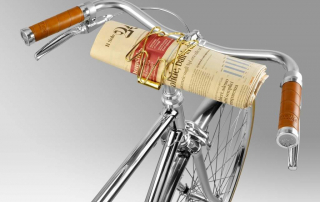 Biciclette Cigno uniche grazie a Gianluca Bernardi