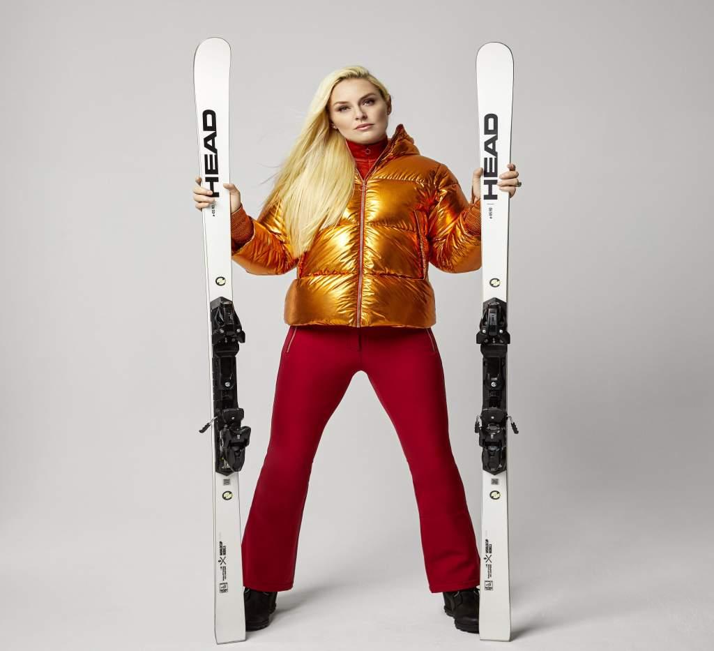 Head Sportswear e Lindsey Vonn presentano Legacy