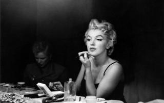 Marilyn Monroe: LR Wonder make up sulla diva