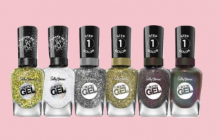 Sally Hansen Miracle Party Collection per Natale