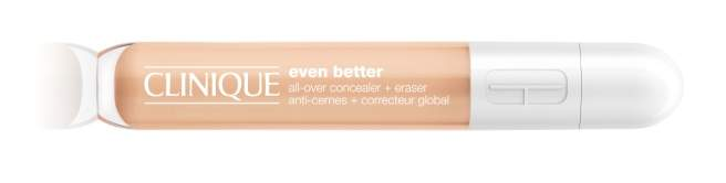Clinique: il nuovo Even Better All-Over Concealer + Eraser