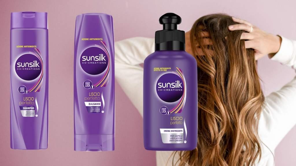 Sunsilk Straight Hair Don't Care