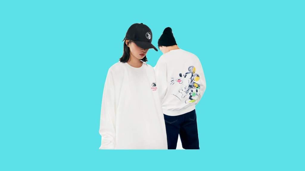 Coppolella firma linea streetwear con Disney e Pixar